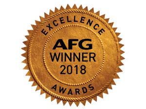AFG Gold Medal 2018