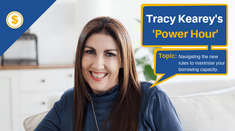 Tracy Kearey Hour of Power