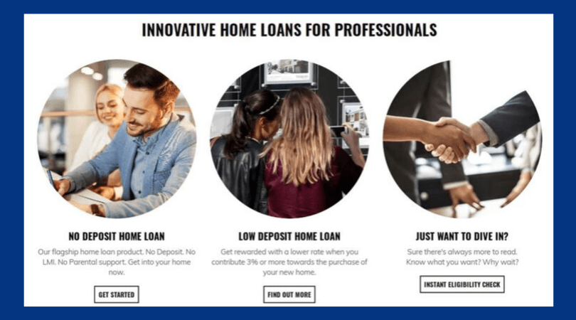 NEWS – The NO Deposit Home Loan For Professionals