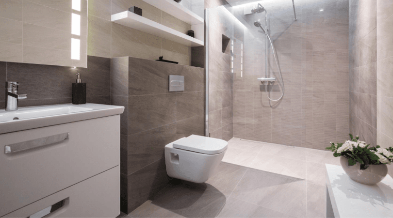 8 Renovation Tricks That Will Help to Make a Tiny Bathroom Look and Feel Bigger